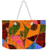 0267 Abstract Thought Weekender Tote Bag