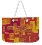 0296 Abstract Thought Weekender Tote Bag