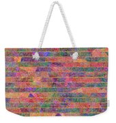 0310 Abstract Thought Weekender Tote Bag