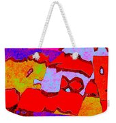 0319 Abstract Thought Weekender Tote Bag