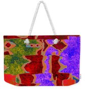 0322 Abstract Thought Weekender Tote Bag