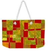 0393 Abstract Thought Weekender Tote Bag