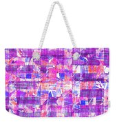 0397 Abstract Thought Weekender Tote Bag