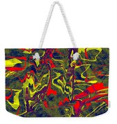 0399 Abstract Thought Weekender Tote Bag