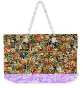 0415 Abstract Thought Weekender Tote Bag