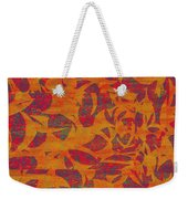 0450 Abstract Thought Weekender Tote Bag