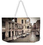 0502 Venice Italy Weekender Tote Bag