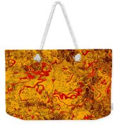 0503 Abstract Thought Weekender Tote Bag