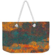 0510 Abstract Thought Weekender Tote Bag