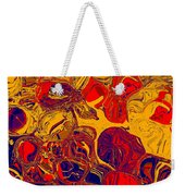 0576 Abstract Thought Weekender Tote Bag