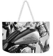 110th Anniversary Harley Davidson Weekender Tote Bag