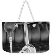 1903 Pope Hartford B Steering Wheel - Horn Weekender Tote Bag