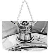 1923 Ford Model T Hood Ornament Weekender Tote Bag