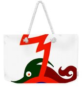 1924 - Austria Electricity Poster Advertisement - Color Weekender Tote Bag
