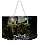 1924 Ace And Corrugated Water Tanks Weekender Tote Bag