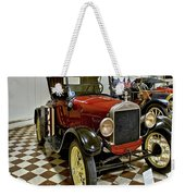 1926 Ford Model T Roadster Weekender Tote Bag