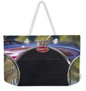 1930 Bugatti Type 50 Drop Head Coup Weekender Tote Bag