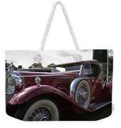 1930 Packard Model 734 Speedster Runabout Weekender Tote Bag