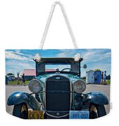 1931 Model T Ford Weekender Tote Bag