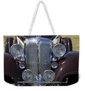1933 Chrysler Imperial - Cl Phaeton Weekender Tote Bag