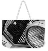 1935 Aston Martin Ulster Race Car Grille Weekender Tote Bag