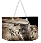 1936 Ford - Stainless Steel Body Weekender Tote Bag