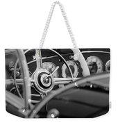 1936 Mercedes-benz 540 Special Roadster Steering Wheel Weekender Tote Bag