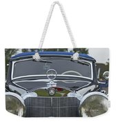 1937 Mercedes Benz Weekender Tote Bag