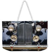 1937 Packard Super 8 Weekender Tote Bag