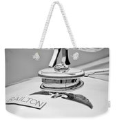 1937 Railton Rippon Brothers Special Limousine Hood Ornament Weekender Tote Bag