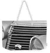 1937 Studebaker Grille  Weekender Tote Bag