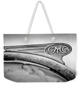 1938 Gmc Hood Ornament Weekender Tote Bag by Jill Reger