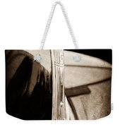 1940 Ford Hood Ornament Weekender Tote Bag