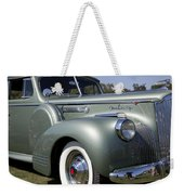 1941 Packard 160 Super Eight Weekender Tote Bag