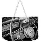 1941 Packard Steering Wheel Weekender Tote Bag