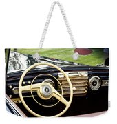 1942 Lincoln Weekender Tote Bag
