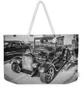 1949 Ford Pick Up Truck Bw Weekender Tote Bag