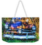 1950 Ford To Be Reconditioned Weekender Tote Bag