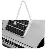 1951 Aston Martin Db2 Coupe Side Emblem Weekender Tote Bag