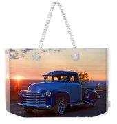 1951 Chevy Pick Up Weekender Tote Bag
