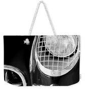 1954 Chevrolet Corvette Head Light Weekender Tote Bag