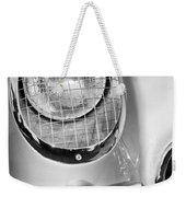 1954 Chevrolet Corvette Headlight Weekender Tote Bag