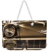 1956 Chevy Bel Air Weekender Tote Bag