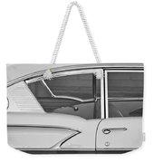 1958 Chevrolet Belair Weekender Tote Bag