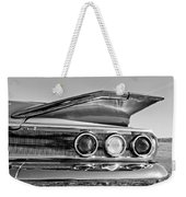 1960 Chevrolet Impala Resto Rod Taillight Weekender Tote Bag