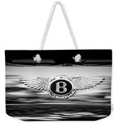 1961 Bentley S2 Continental - Flying Spur - Emblem Weekender Tote Bag