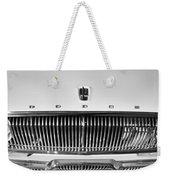 1962 Dodge Dart Grille Emblem Weekender Tote Bag