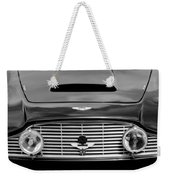 1963 Aston Martin Db4 Series V Vantage Gt Grille Weekender Tote Bag