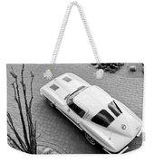 1963 Chevrolet Corvette Split Window -440bw Weekender Tote Bag