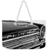 1963 Ford Galaxie 500xl Taillight Emblem Weekender Tote Bag by Jill Reger